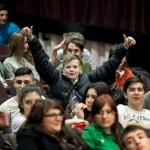 Elevii de liceu fac Scoala Altfel la cinema