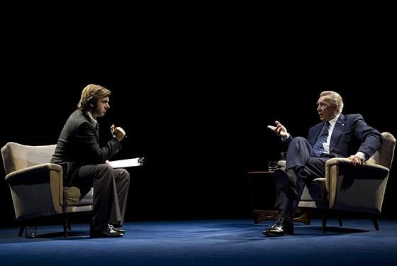 Frost/Nixon – duel intre 2 performante actoricesti deosebite