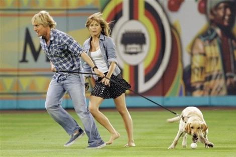 Marley & me – si cainii ne pot da lectii de viata