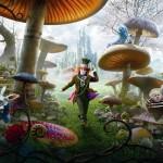 Alice in Wonderland, Tim Burton in Disneyland