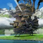 Howl's Moving Castle – satira intr-un castel umblator