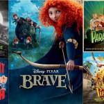 Animatii din 2012 pentru Oscar 2013