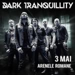 Vineri construim un concert din metal melodic marca Dark Tranquillity!