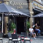 Glasgow Pub – tristete la rascruce de drum de Centru Vechi