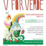 Concurs: Castiga o invitatie la V for Verde!