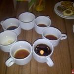 Degustare cafea de origine la Caffe Tabiet