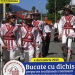 Concurs: Bucate Unicate Romanesti cu dichis