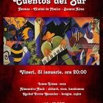 Concert Cuentos del Sur – Buenos Aires vine La Un Ceai!